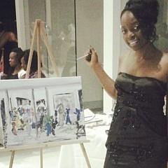 Tiffany Southall - Artist