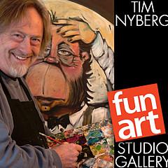 Tim Nyberg - Artist