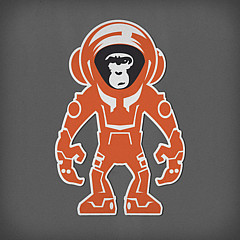Tom Mayer II Monkey Crisis On Mars - Artist