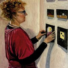 Ulrike Miesen-Schuermann - Artist