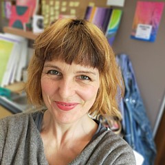Ursula Mathers - Artist