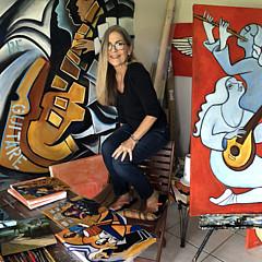 Valerie Vescovi - Artist
