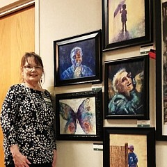 Vicki Wynberg - Artist