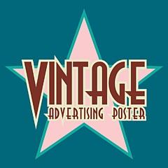 Vintage Advertising Posters - Artist