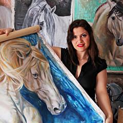 Virginia Romero - Artist