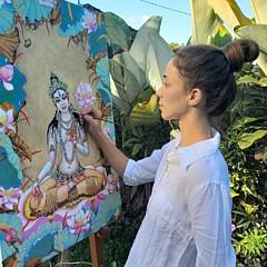 Yuliya Glavnaya - Artist