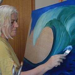 Zilpa Van der Gragt - Artist