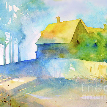 Plein Air Artwork and  More Collection