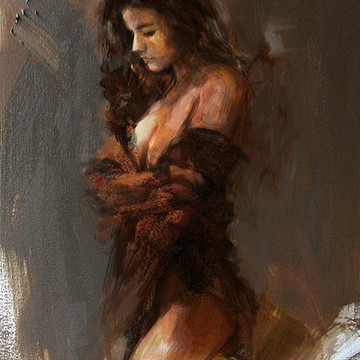 Abstract Nude Collection
