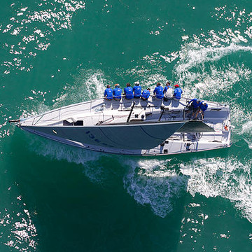 1 Aerial Images 2015 Key West Race Week Collection