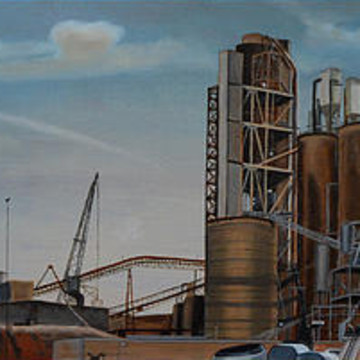 Industrial landscape Collection