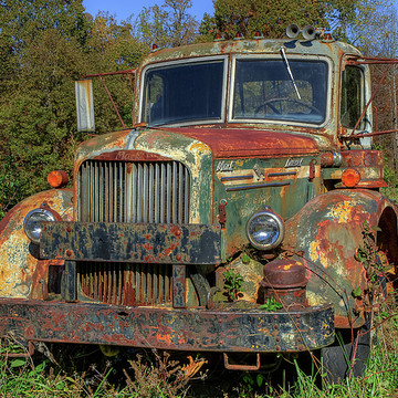 Old Trucks and Other Vehicles Collection