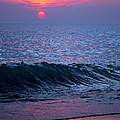 10-5-13 Sunrise - Lake Michigan - North of Chicago Collection