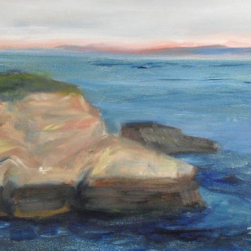 100 Paintings Of La Jolla Cove Collection