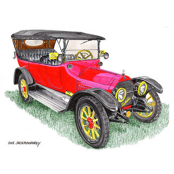 100 Year Plus  Old Cars Collection