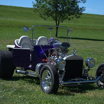 1909 to 1928 Hot Rods and Custom Cars Collection