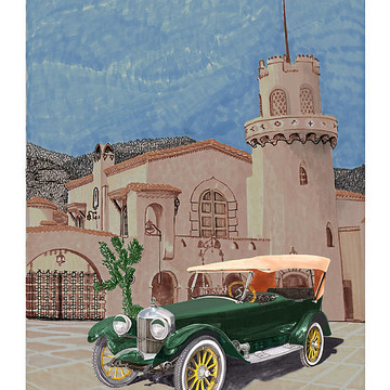 1910 to 1919 CAR ART Collection