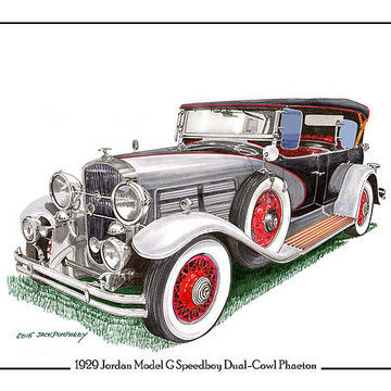 1920 to 1929 CARS Collection