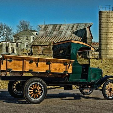 1920s Trucks Gallery Collection
