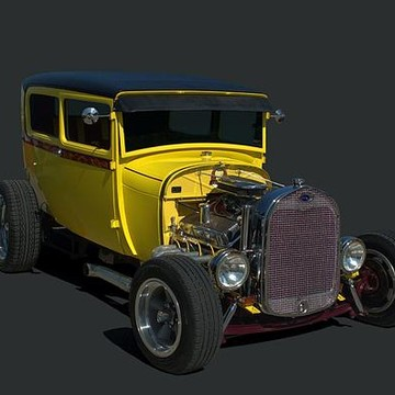 1928-29 Hot Rods and Custom Cars Collection