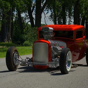 1930 Hot Rods and Custom Cars Collection