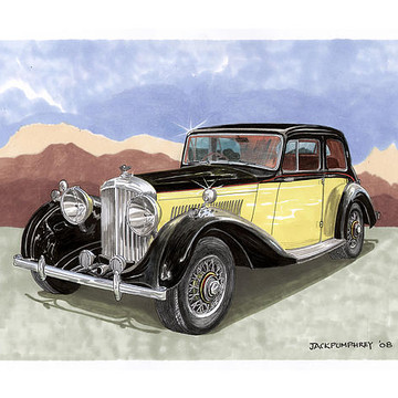 1930 to 1939 CARS Collection