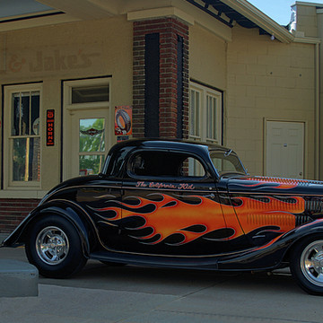 1934 Hot Rods Collection
