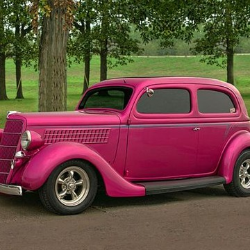 1935 Hot Rods Collection