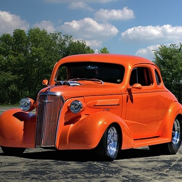 1937 Hot Rods Collection