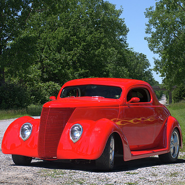 1938 Hot Rods and Custom Cars Collection