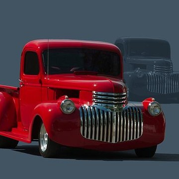 1940s Trucks and Panel Vans Collection