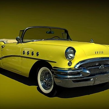 1950s Buick Pontiac and Oldsmobile Automobiles Collection