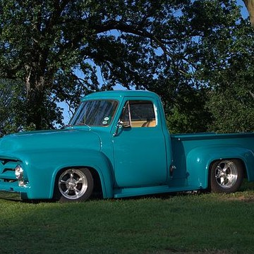 1950s Trucks and Vans Collection