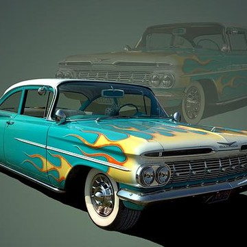 1959 Chevrolets Collection