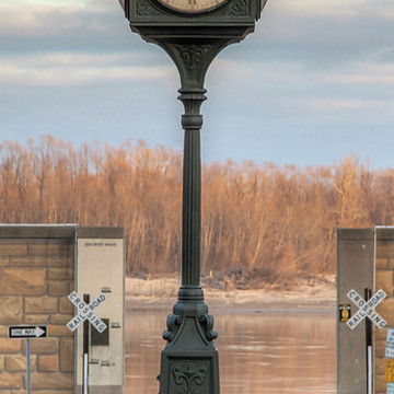 Cape Girardeau Downtown Clock