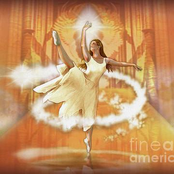 Dance Series - Paintings