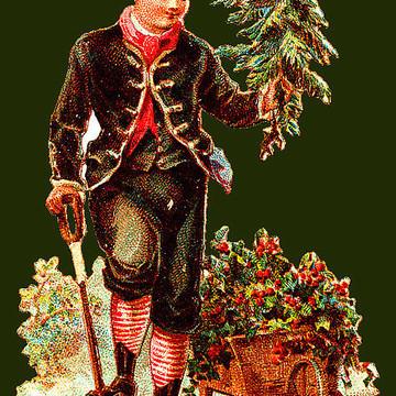 Classic Christmas Illustrations