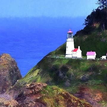 Digital Enhanced Paintings