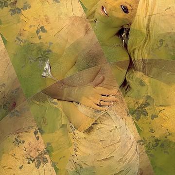 Fractal Clair de lune High Yellow