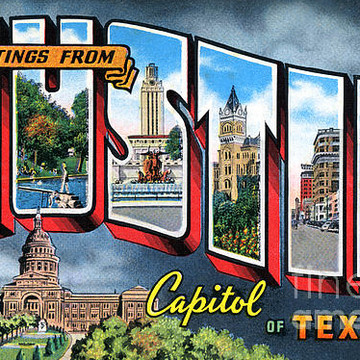 Iconic Art Murals in Austin Famous Austin Street Art Photo Image Gallery