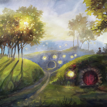 Illustration - Tolkien