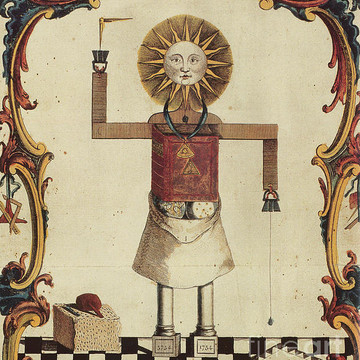 Metaphysical and Occult Images