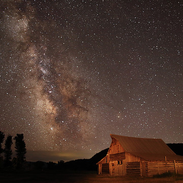Night Images in National Parks and other places