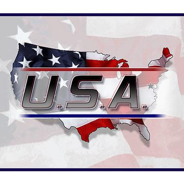 Patriotic United States