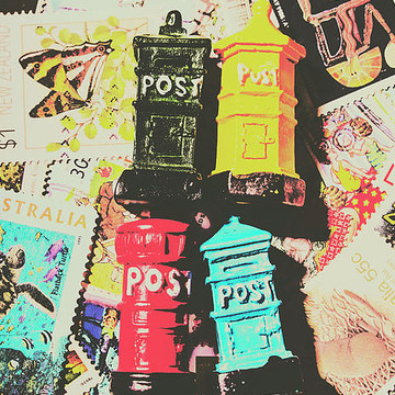 Commercial - Post Office Art