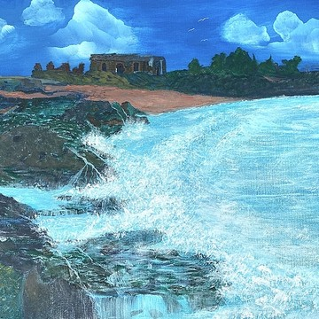 Seascapes on Canvas