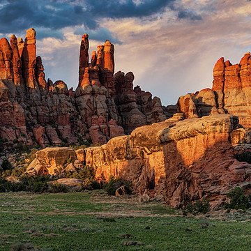 The Needles District Canyonlands National Park