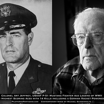 US Combat Pilots