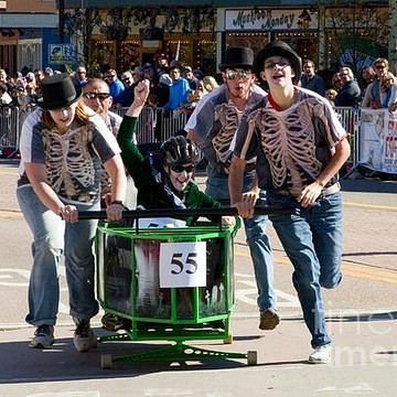2015 Emma Crawford Coffin Races