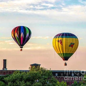 2018 Great Falls Balloon Festival Collection